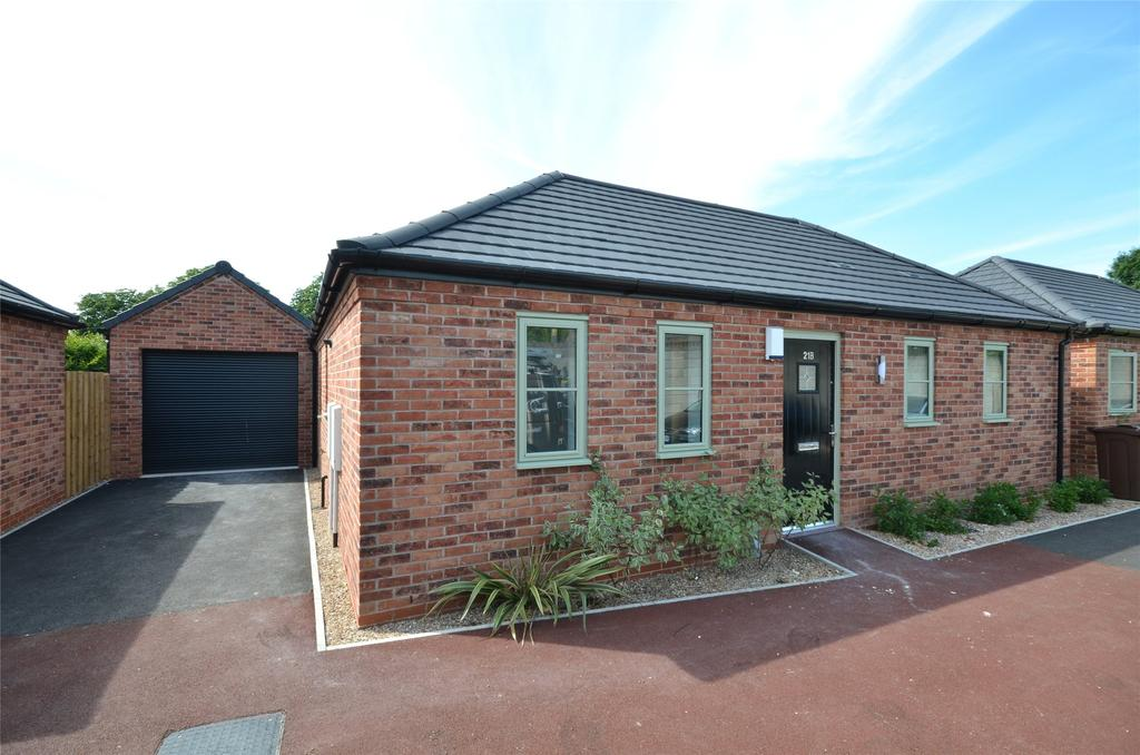 2 Bedrooms Detached Bungalow for sale in Main Road, Nether Broughton, Melton Mowbray
