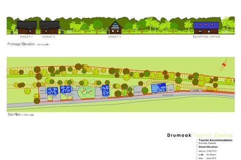 4 bedroom detached house for sale - Linardon and Drumoak Tourist Centre, Drumoak, Banchory, Kincardineshire, AB31