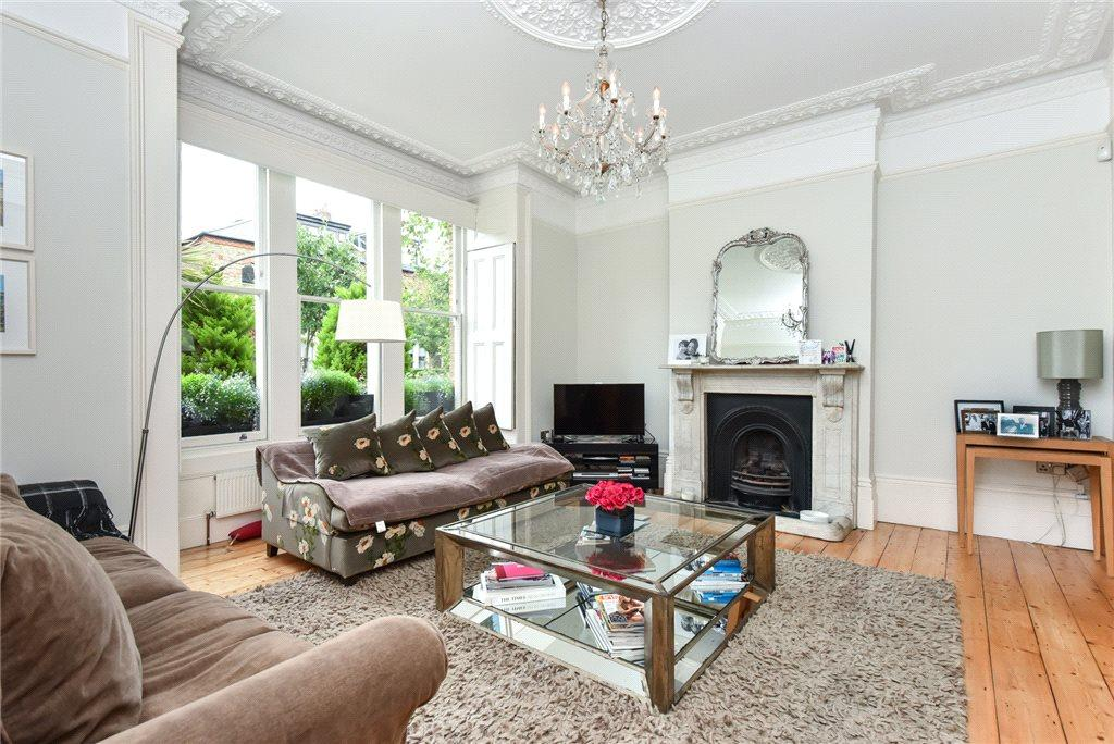 5 Bedrooms Semi Detached House for sale in Finsbury Park Road, Finsbury Park, London, N4