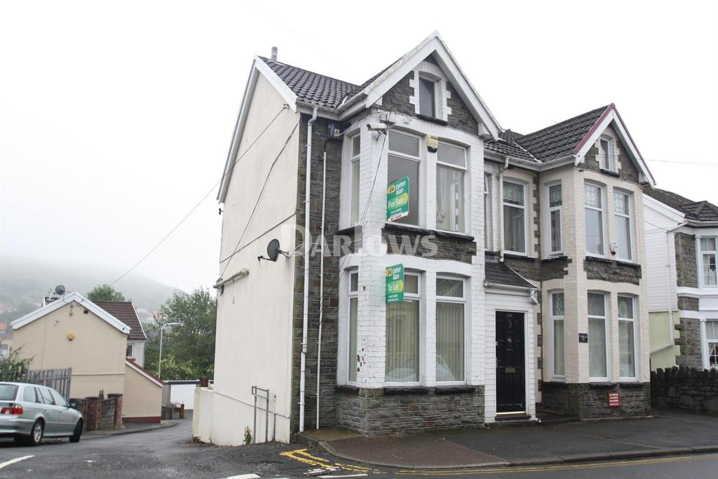 3 Bedrooms Semi Detached House for sale in Brithweunydd Road, Trealaw