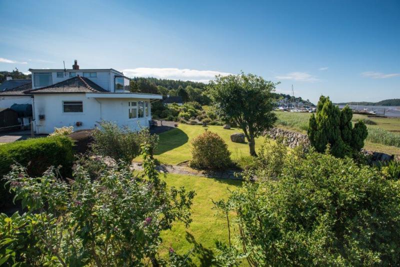 4 Bedrooms Detached House for sale in Ryan, Kippford, Dalbeattie, DG5