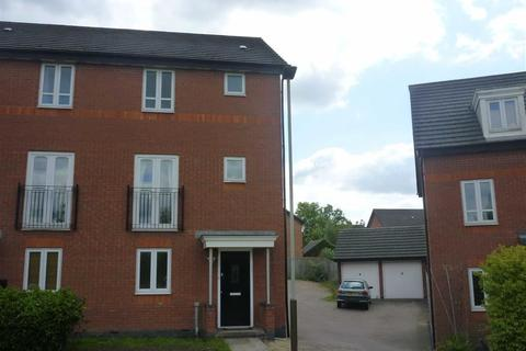 4 bedroom townhouse to rent - Southernhay Avenue, Leicester