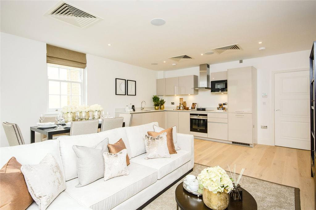 2 Bedrooms Flat for sale in Victoria Residences, Victoria Street, Windsor, Berkshire, SL4