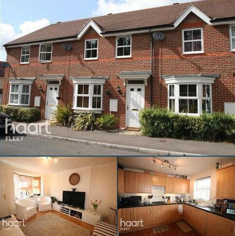 3 bedroom terraced house to rent - Elvetham Heath