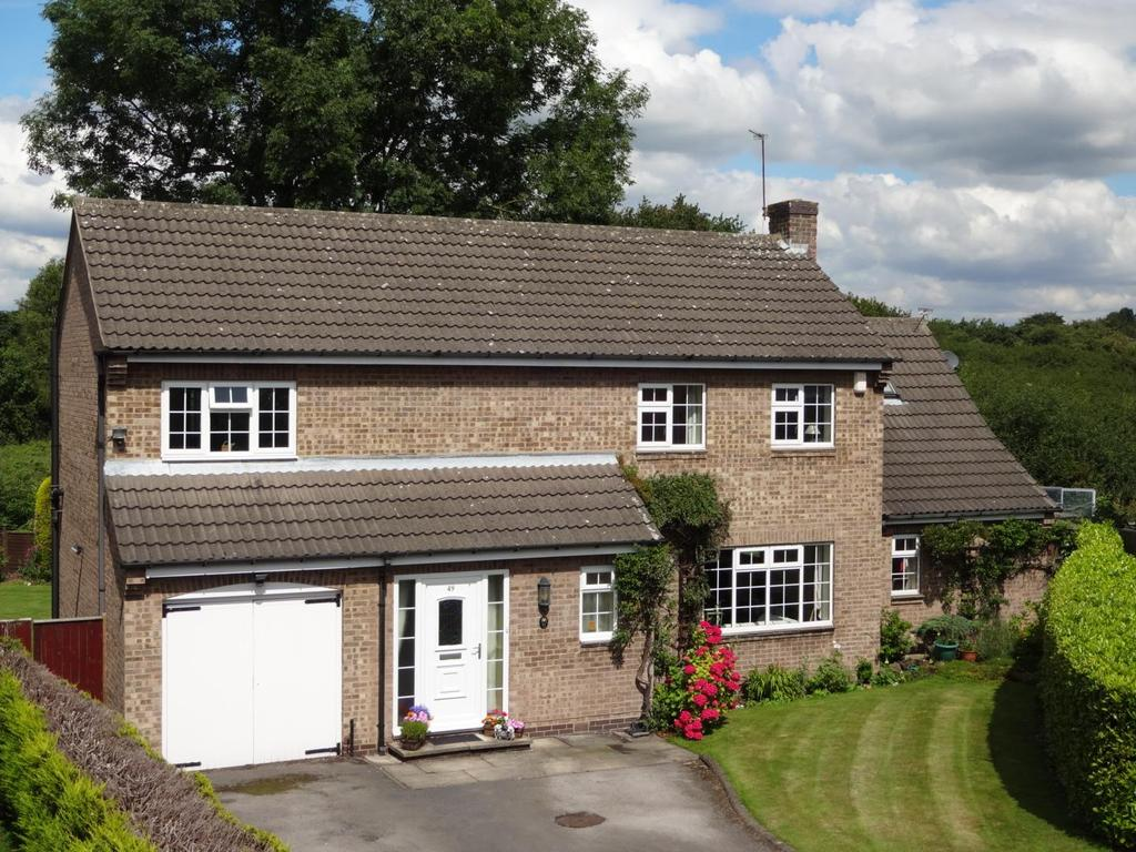 4 Bedrooms Detached House for sale in St Helen's Way, Adel