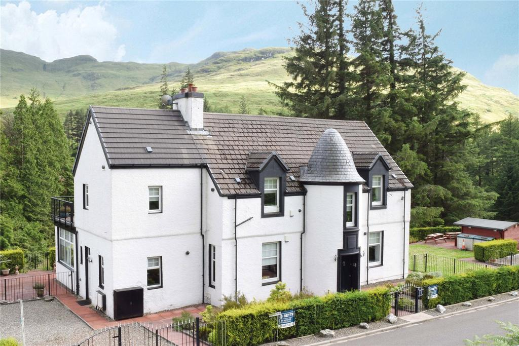 7 Bedrooms Detached House for sale in Loch Arklet House, Inversnaid, Aberfoyle, Stirlingshire