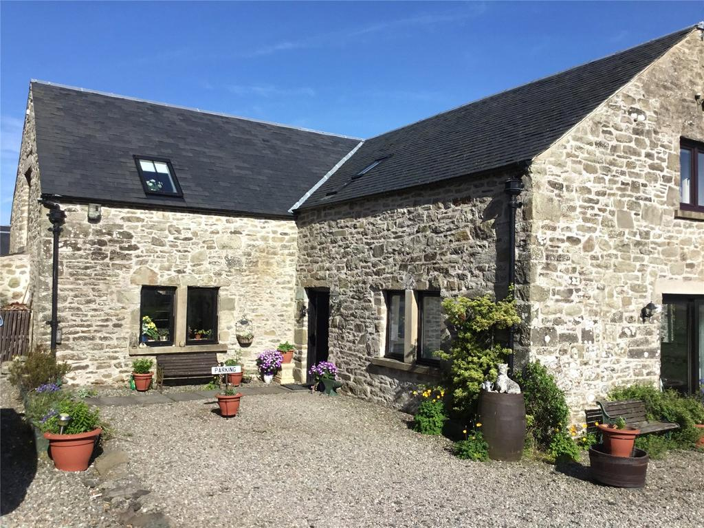 4 Bedrooms Detached House for sale in Bonnie Braes, Thornhill, Stirlingshire