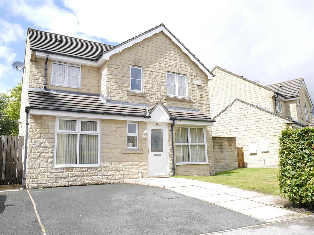 4 Bedrooms Detached House for sale in Winscar Avenue, Clayton Heights, Bradford, BD6 3WX