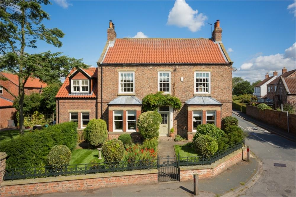 6 Bedrooms Detached House for sale in Main Street, Hessay, York