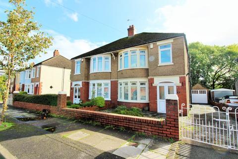 3 bedroom semi-detached house for sale - St. Angela Road, Heath