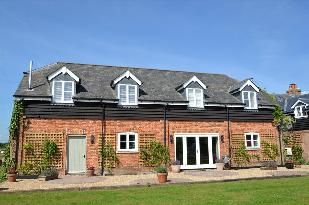 3 Bedrooms Link Detached House for sale in The Coach House, Bluebell Farm, Church Street, Seal, TN15