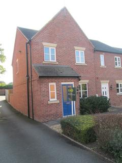 3 bedroom semi-detached house to rent - The Chestnuts, Cross House