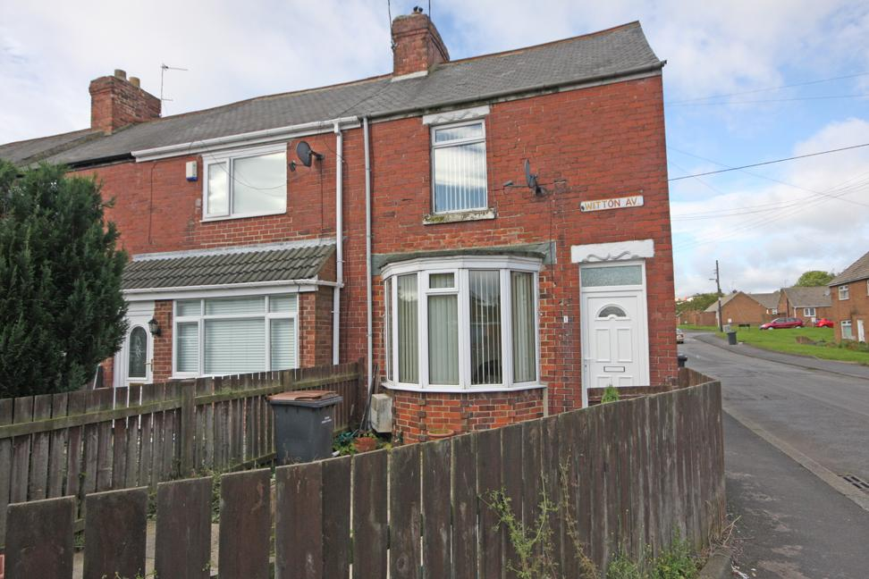 2 Bedrooms End Of Terrace House for sale in Witton Terrace, Sacriston DH7 6HZ