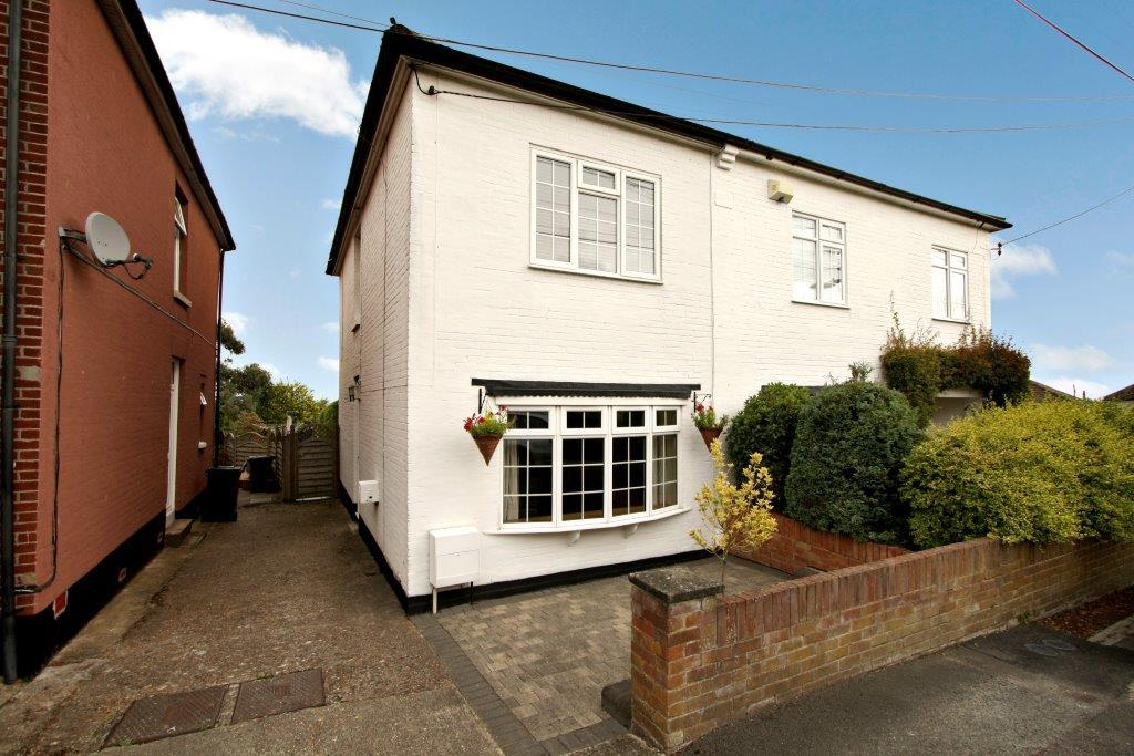 3 Bedrooms Semi Detached House for sale in Pretoria Road, Hedge End SO30