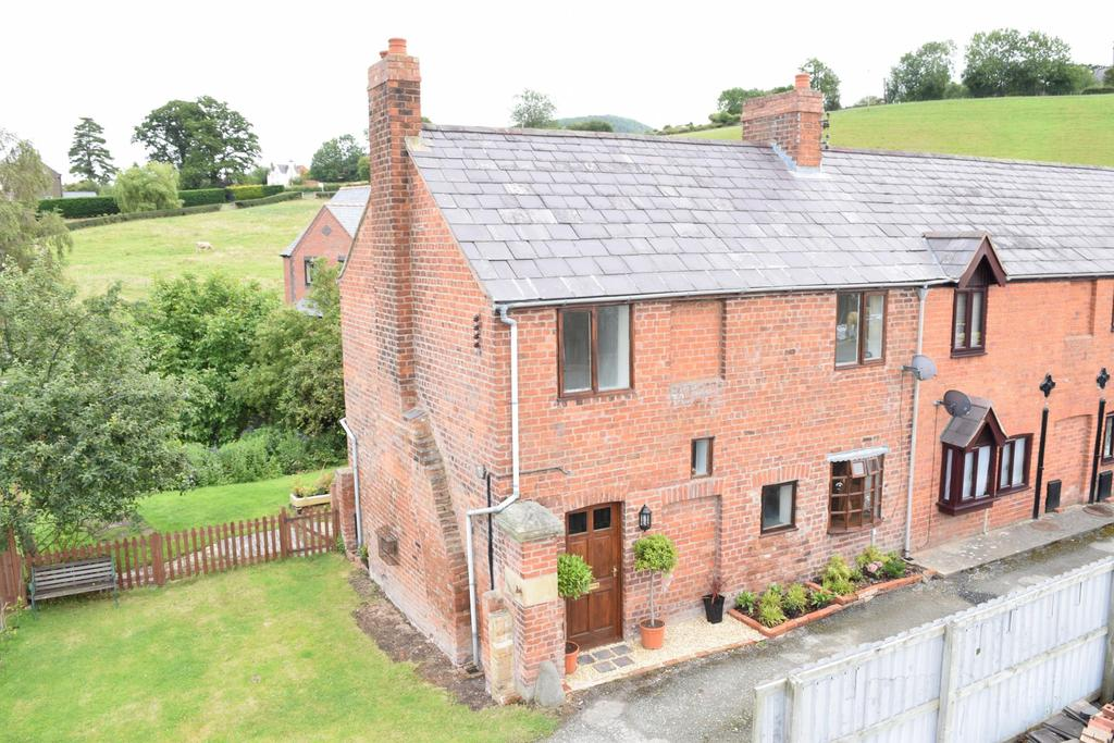 3 Bedrooms Terraced House for sale in Leighton, Welshpool, Powys