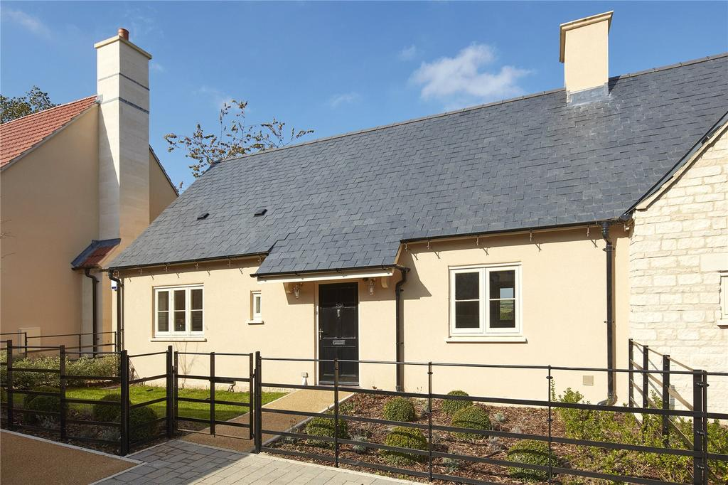 2 Bedrooms Semi Detached House for sale in Pine Cottage, Church View, Norton St. Philip, Bath, BA2