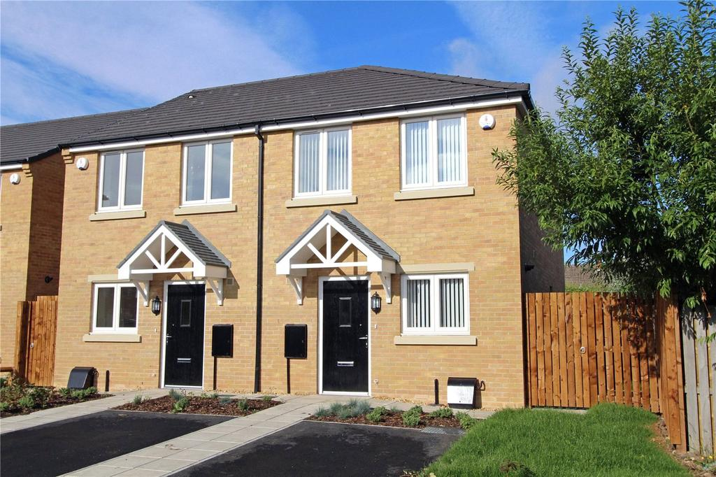 3 Bedrooms Semi Detached House for sale in Raines Court, Longlands