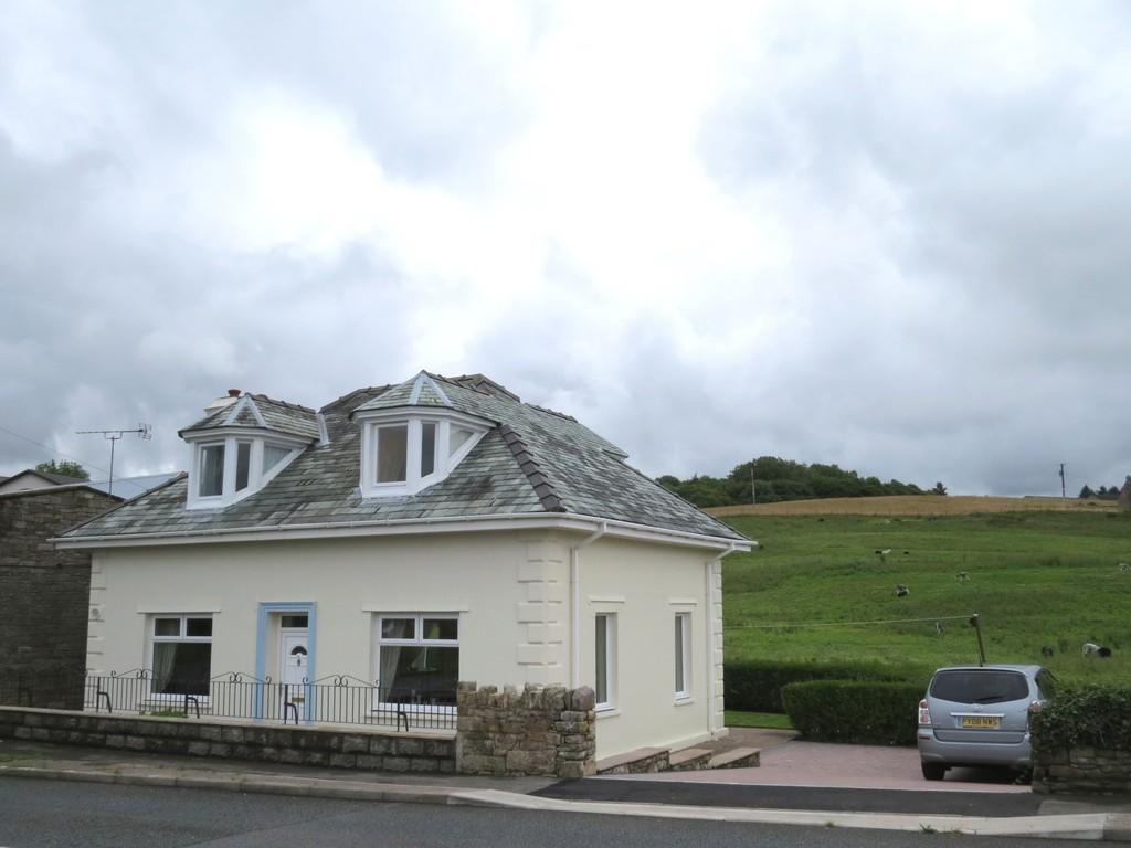 3 Bedrooms Detached House for sale in The Lodge, Howgate, Whitehaven, Cumbria