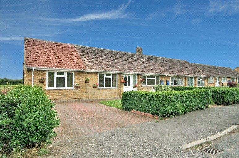 3 Bedrooms Semi Detached Bungalow for sale in Chapel Lane, Foston, NG32