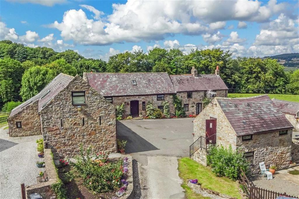 9 Bedrooms Farm House Character Property for sale in Llanfynydd, Wrexham, Wrexham