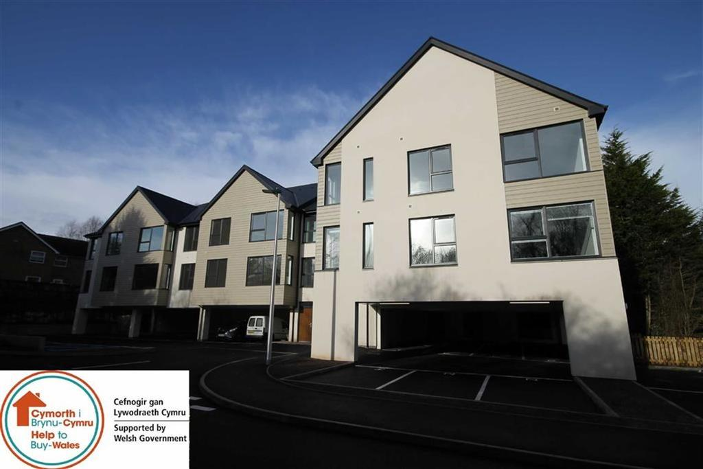 2 Bedrooms Apartment Flat for sale in Castle Manor, Caerphilly