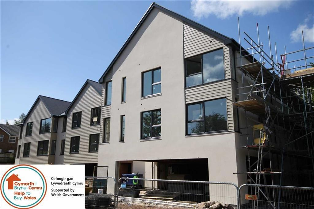 2 Bedrooms Apartment Flat for sale in Castle Manor, Caerphilly, CF83