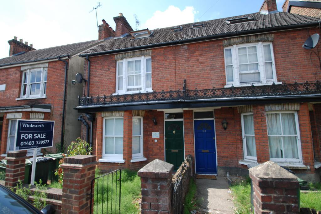 4 Bedrooms Semi Detached House for sale in Manor Road, Guildford, Surrey, GU2