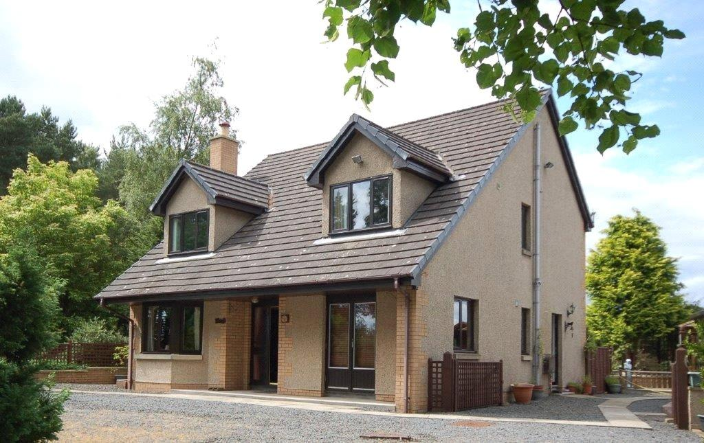 5 Bedrooms Detached House for sale in Lilliard, 3 Harrietsfield Holdings, Jedburgh, Scottish Borders, TD8