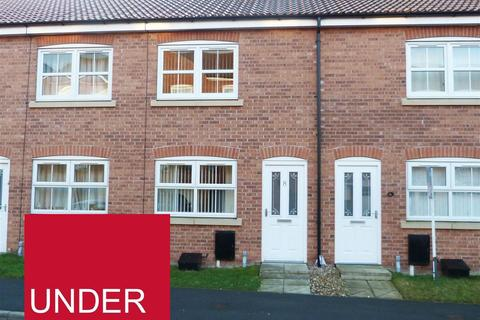 2 bedroom terraced house to rent - 8 Kings Court, Market Weighton