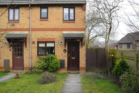 2 bedroom semi-detached house to rent - St Davids Close, Brackla, Bridgend County Borough, CF31 2BN
