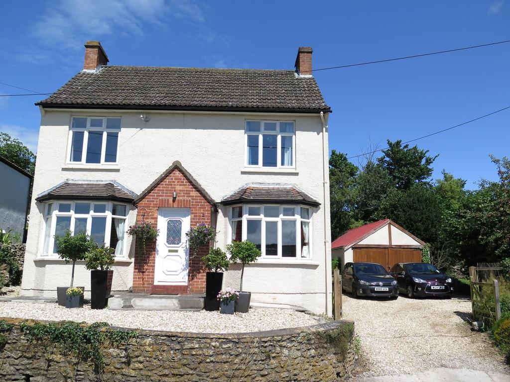 3 Bedrooms Detached House for sale in Westbury Sub Mendip