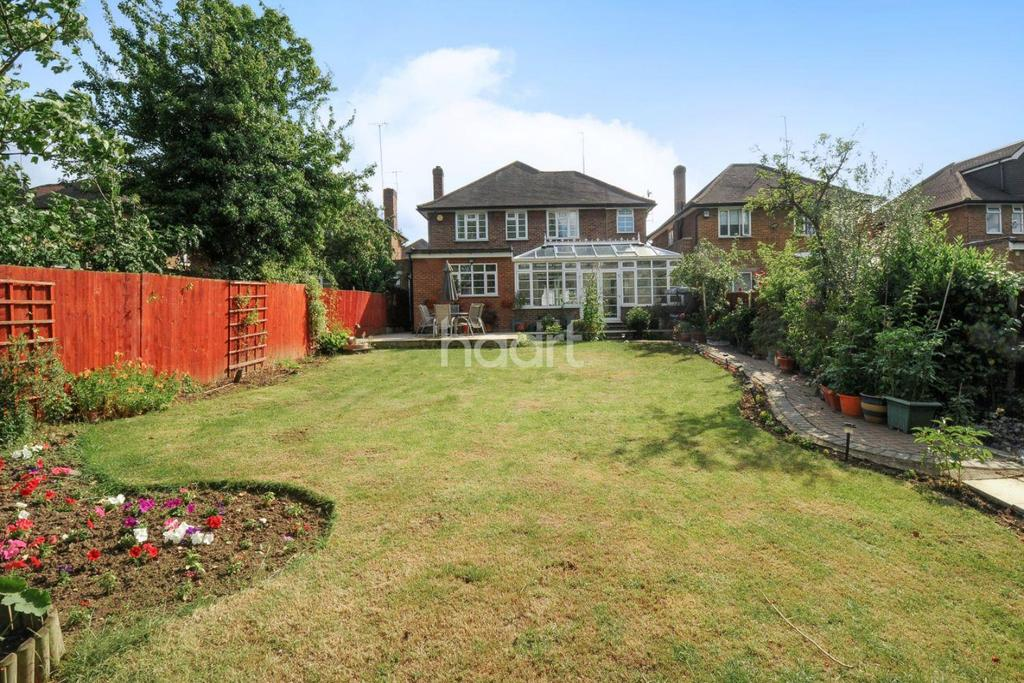 4 Bedrooms Detached House for sale in Ashbourne Road