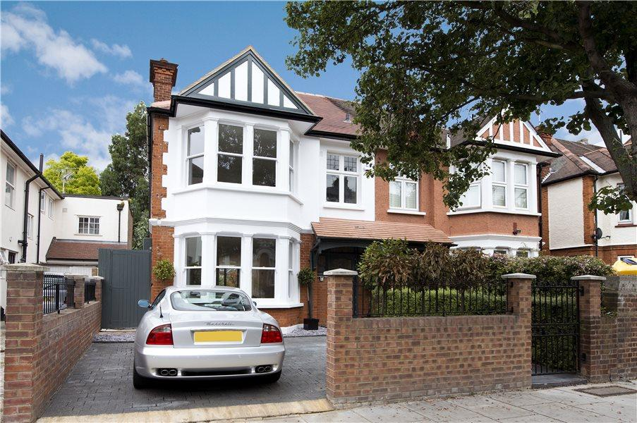 5 Bedrooms House for sale in St. Quintin Avenue, North Kensington W10