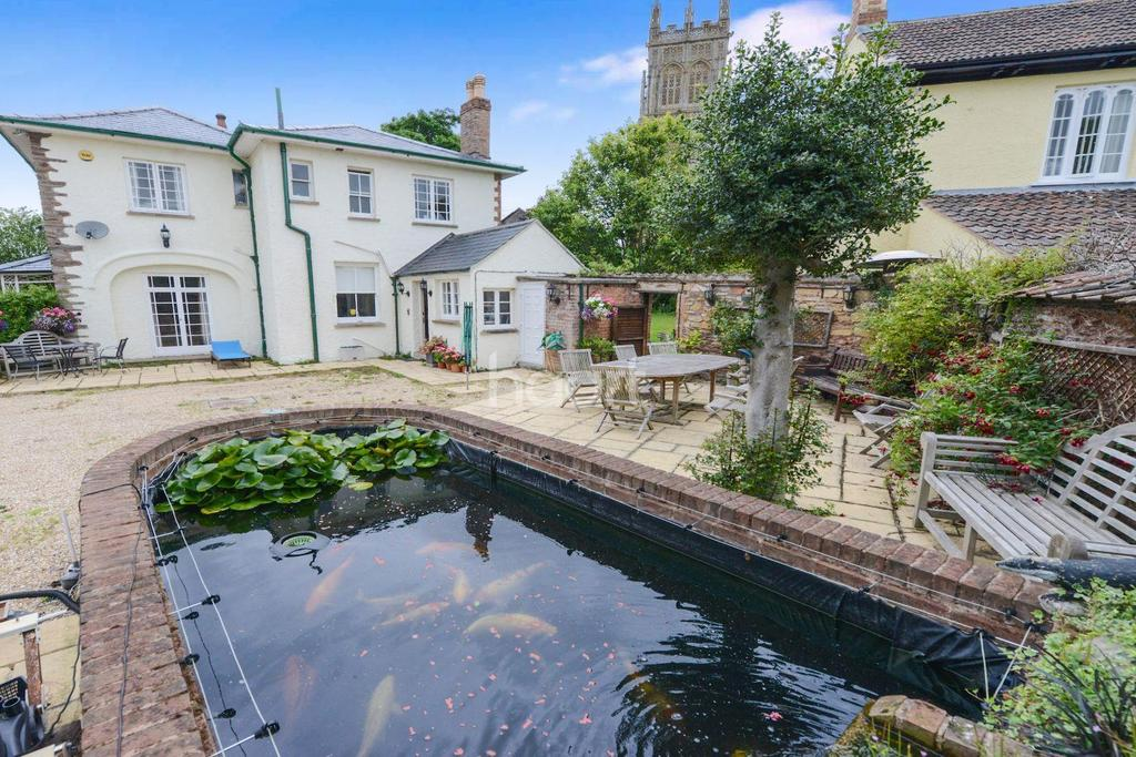 5 Bedrooms Detached House for sale in Church Walk, North Petherton, Bridgwater