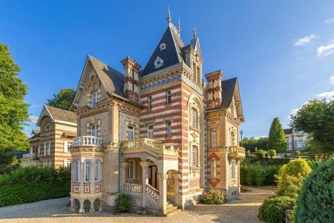 Detached house  - Elegant Villa,Belle Époque District, Bagnoles de L'Orne, Normandy
