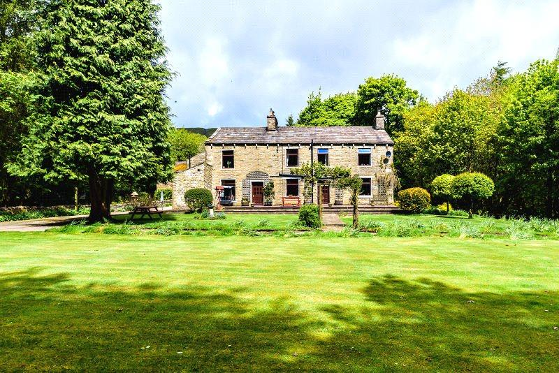 6 Bedrooms Detached House for sale in Hawes, North Yorkshire, DL8