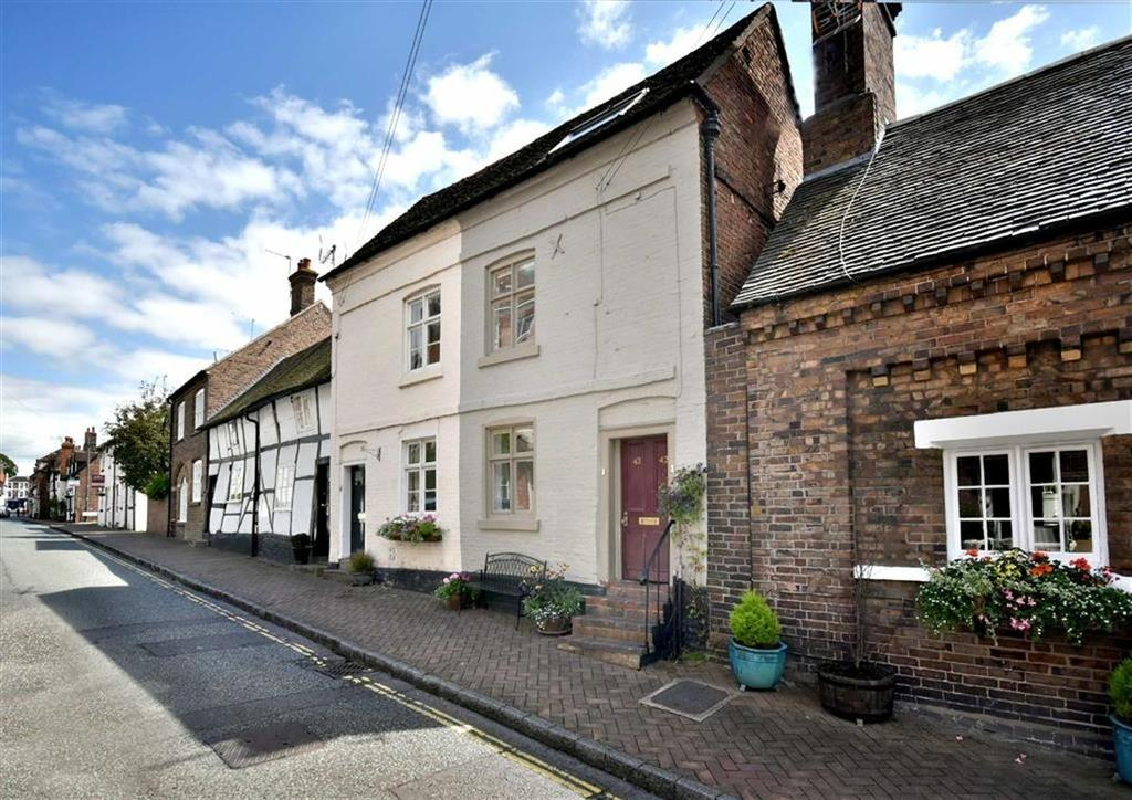 2 Bedrooms Cottage House for sale in 43, St Marys Street, High Town, Bridgnorth, Shropshire, WV16