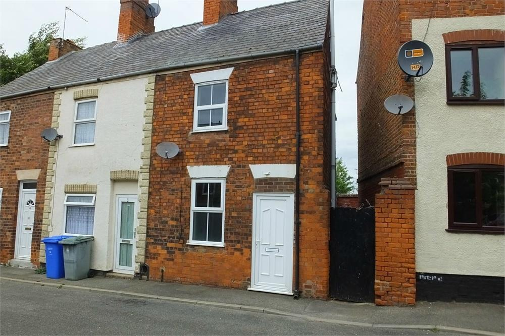 2 Bedrooms End Of Terrace House for sale in Stells Lane, Boston, Lincolnshire