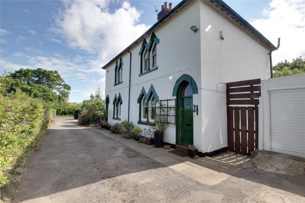 4 Bedrooms Detached House for sale in Saltburn Lane, Skelton