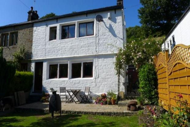 4 Bedrooms Semi Detached House for sale in THE CASTLE TODMORDEN