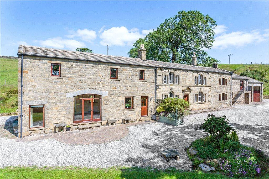 6 Bedrooms Detached House for sale in West End, Summerbridge, Harrogate, North Yorkshire