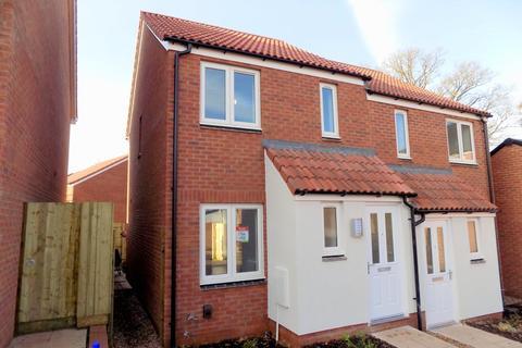 2 bedroom semi-detached house to rent - Morgan Sweet Cranbrook EX5