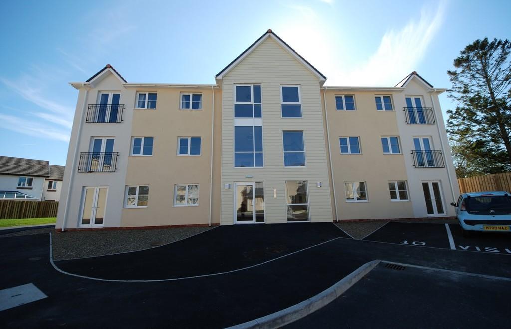 2 Bedrooms Flat for sale in Llanbadarn Fawr, Aberystwyth