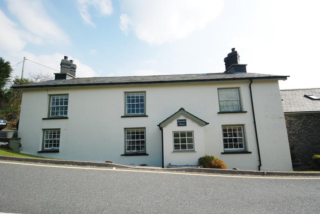 4 Bedrooms Detached House for sale in Devils Bridge, Ceredigion