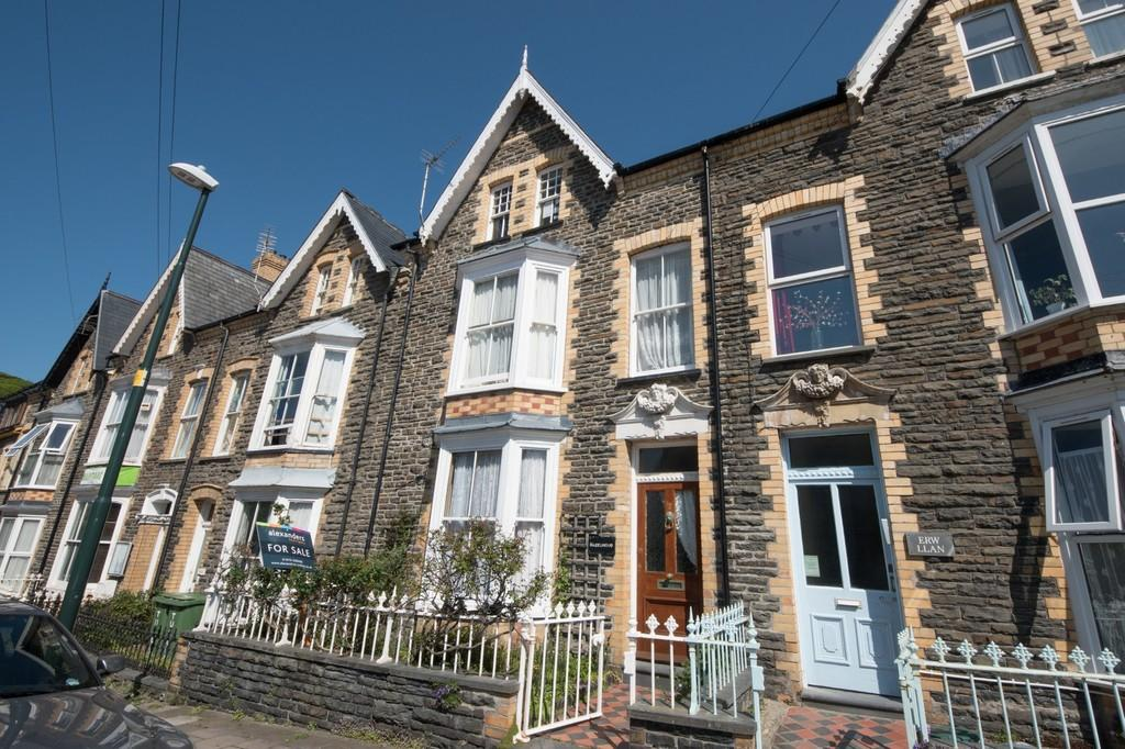 6 Bedrooms Terraced House for sale in Trinity Road, Aberystwyth