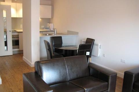 2 bedroom apartment to rent - HUB TOP FLOOR FURNISHED 2 BED WITH LARGE CANAL FACING BALCONY