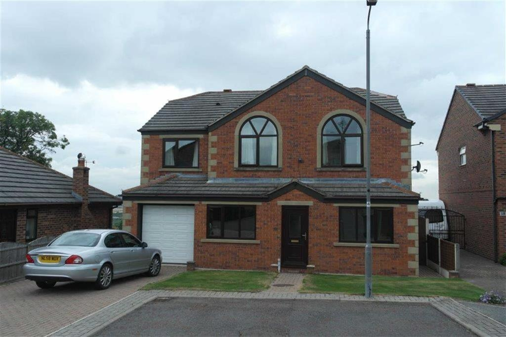 5 Bedrooms Detached House for sale in Longroyd Farm, Middlestown, WAKEFIELD, WF4