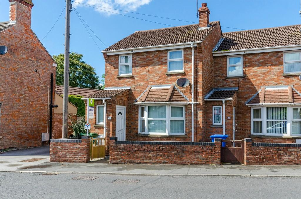 2 Bedrooms End Of Terrace House for sale in Northside, Patrington, East Riding of Yorkshire