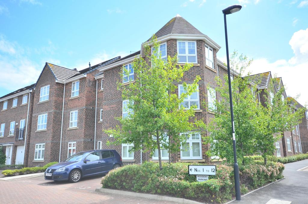 2 Bedrooms Flat for sale in Benton