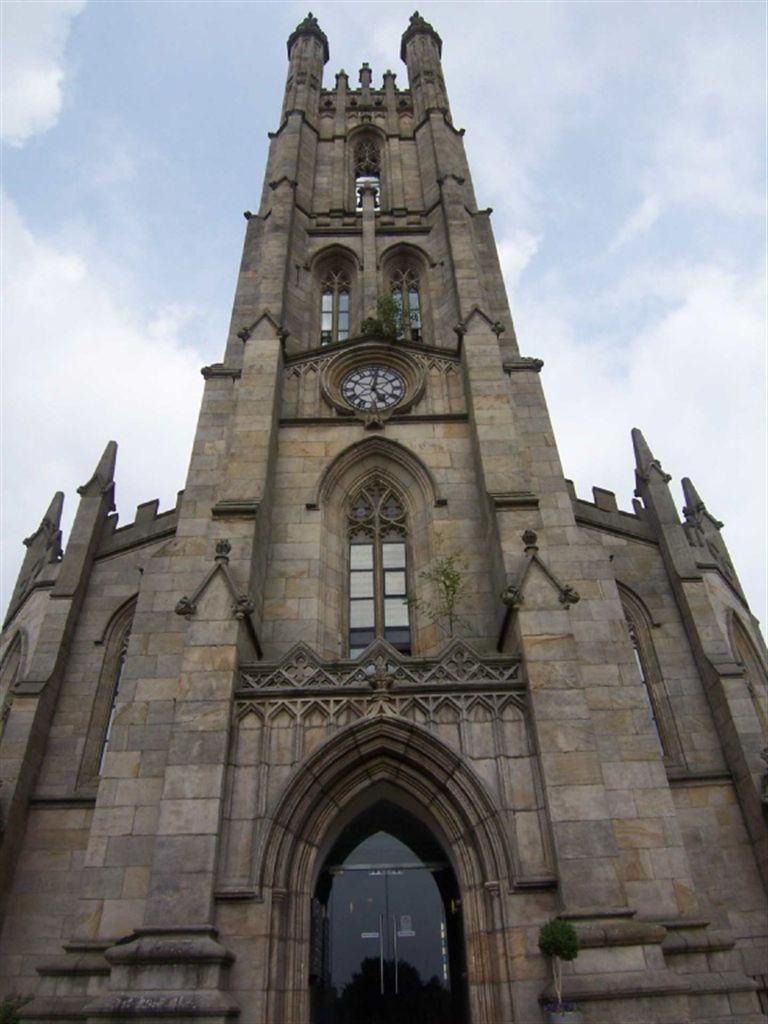 St George 39 S Church Arundel Street Castlefield
